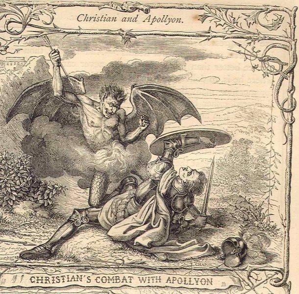 ABBATON, (The angel of death)