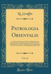 PATROLOGIA ORIENTALIS