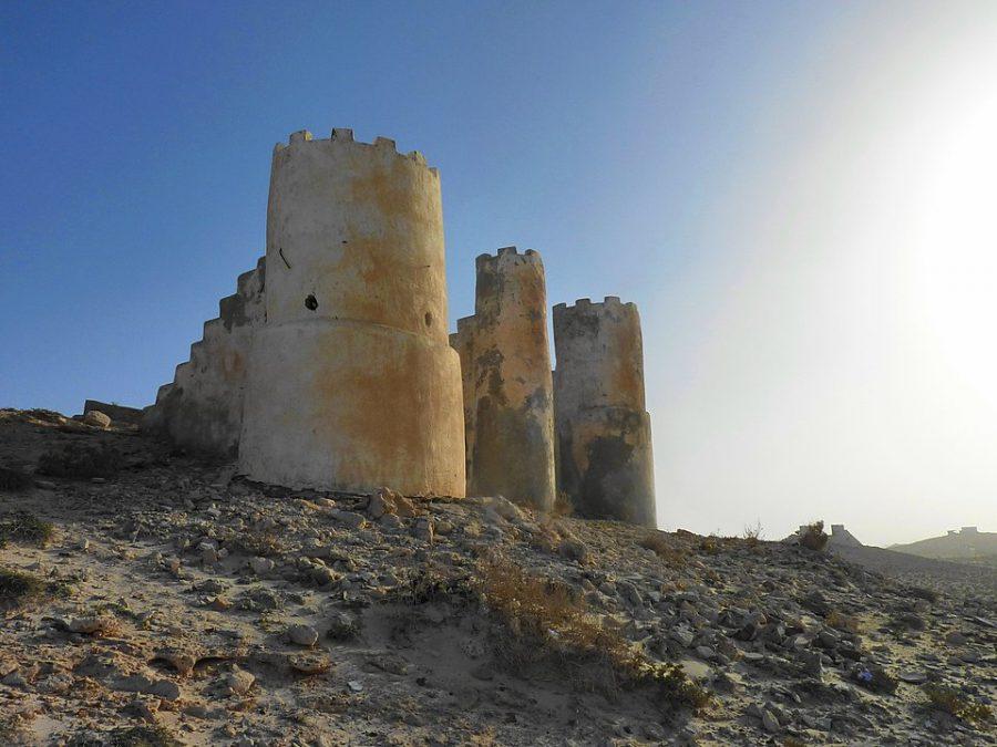 Marsa Matruh old watch tower