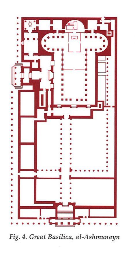 Fig. 4. Great Basilica, al-Ashmunayn