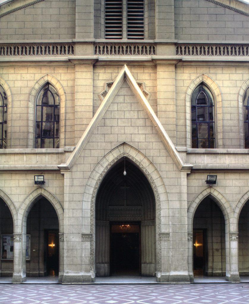 Entrance court