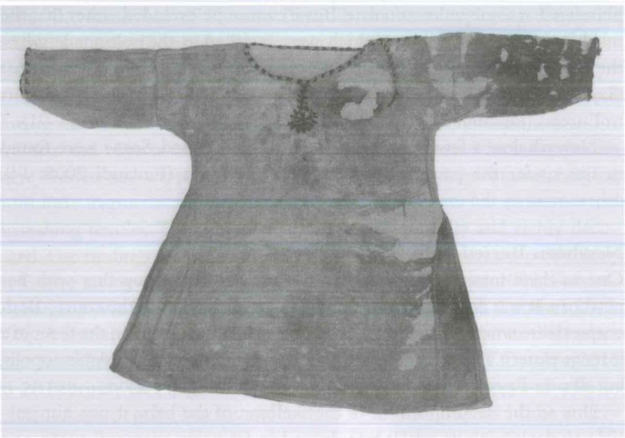 Fig. 20.1. Dress with flared sides (Kind 1: Kleid_2009.01). © Harald Froschauer.