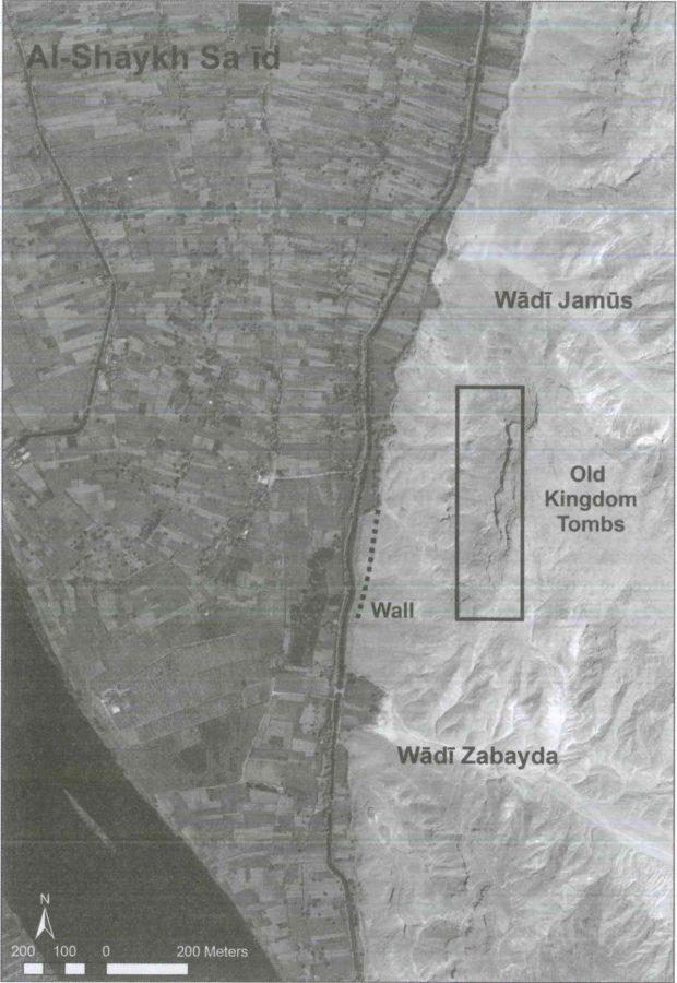 Fig. 24.2. Map of al-Shaykh Said.