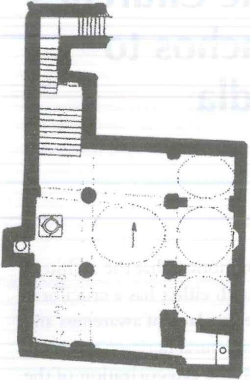 Fig. 28.1. Mar Qulta (St. Colluthos) Church at Rifa (al-Suriany and Habib 2002: 172).