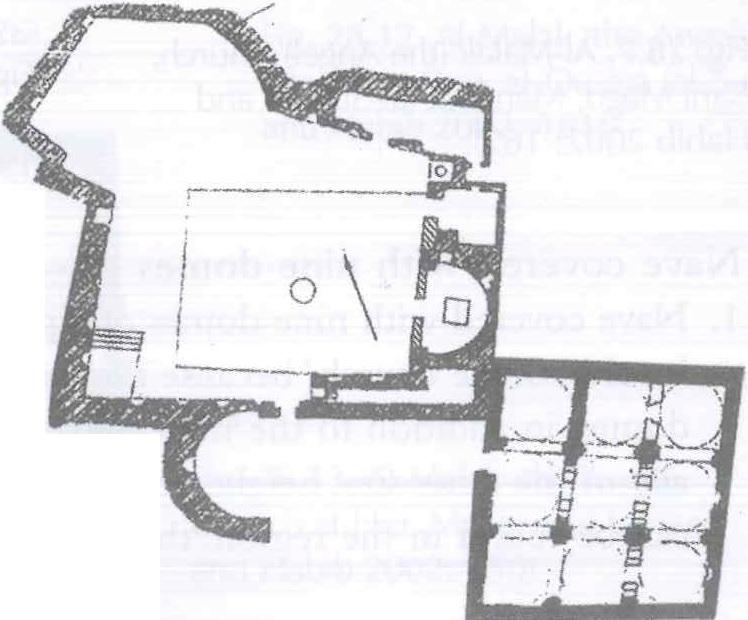 Fig. 28.4. Dayr al-Ganadla, Abu Tig (al-Suriani and Habib 2002: 176).