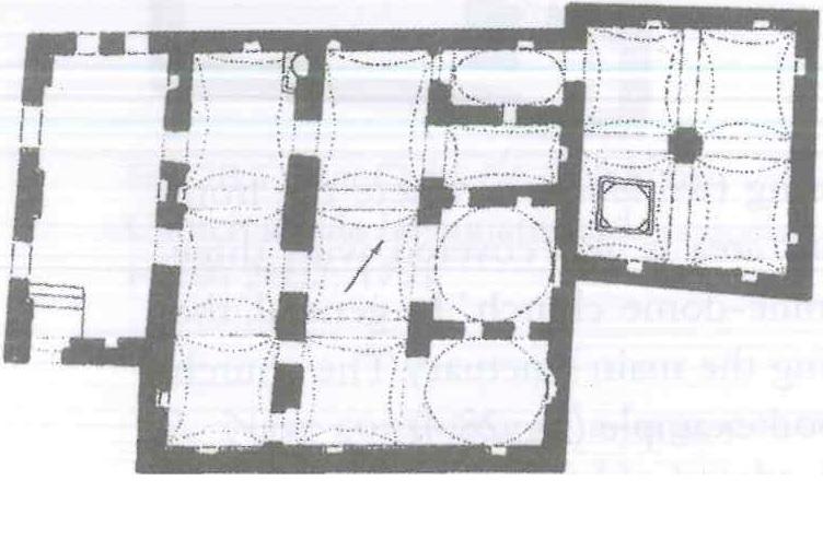 Fig. 28.7. Al-Malak (the Angel) Church, Bani Magd, Manfalut (al-Suriani and Habib 2002: 162).