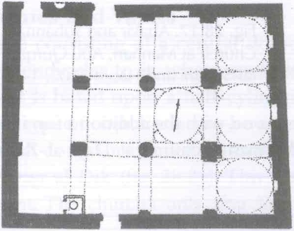 Fig. 28.13. Al-Malak (the Angel) Church at Hur, Mallawi (al-Suriani and Habib 2002: 150).
