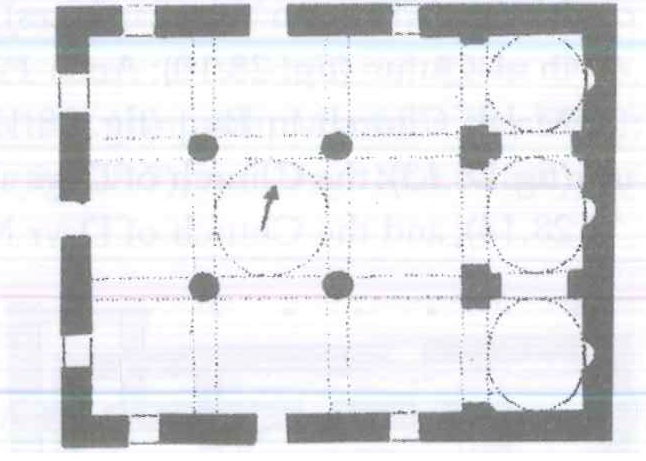 Fig. 28.15. Dayr Mar Boctor at Shu, Abnub (al-Suriani and Habib 2002: 166).