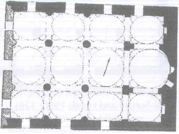 Fig. 28.17. Abakir and Yuhanna Church at Manhari, Abu Qurqas (al-Suriani and Habib 2002: 148).