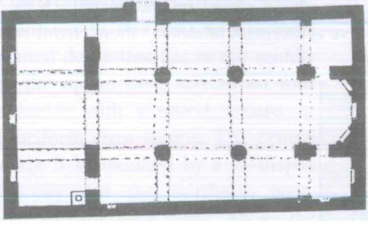 Fig. 28.18. Anba Athanasius Church at Dayr al-Zawya (al-Suriani and Habib 2002: 173).
