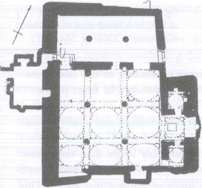 Fig. 28.19. Dayr al-Muharraq, al-Qusiya (al-Suriani and Habib 2002: 160).