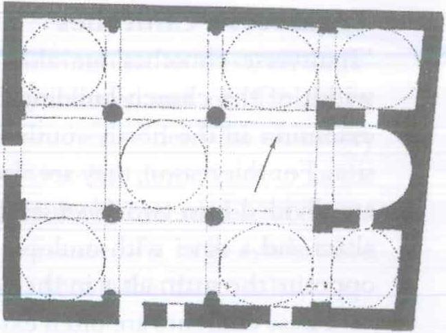 Fig. 28.23. Al-Shahid Tawadros Church, Abu Qurqas (al-Suriani and Habib 2002: 148).