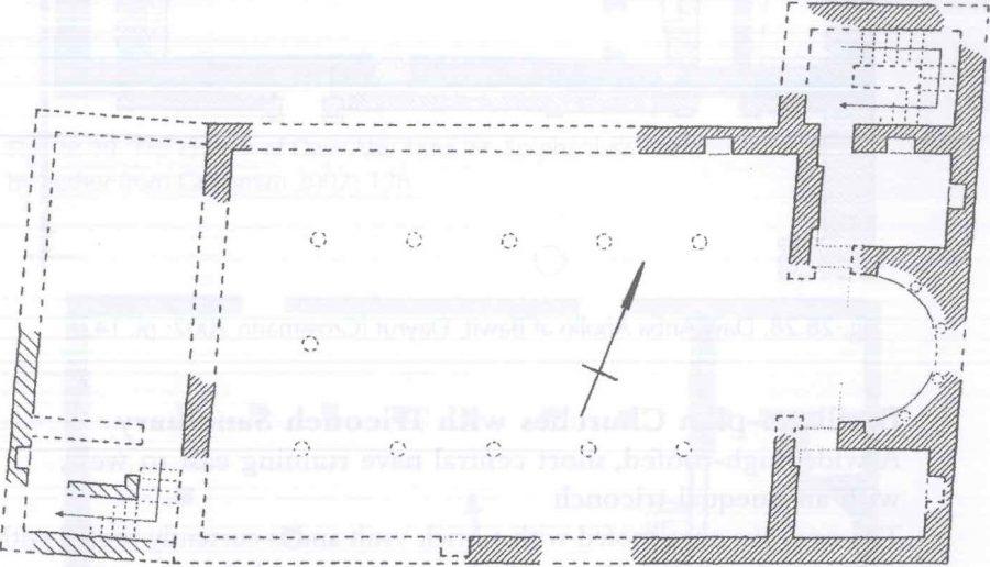 Fig. 28.27. Dayr al-Bala'iza, west of Abu Tig (Grossmann 2002: pi. 148).